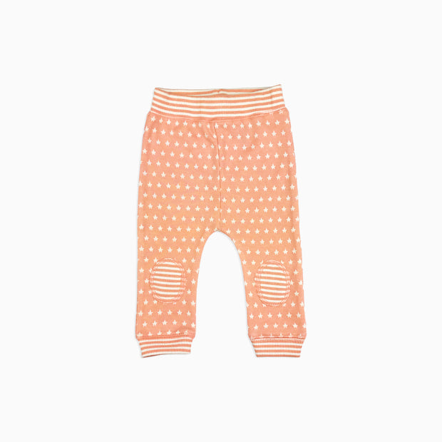 Baby Girl Clothes: star pant flat lay