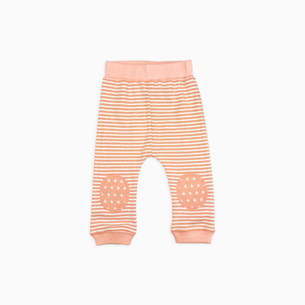 Baby Girl Clothes: striped pant flat lay