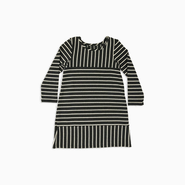 Baby Girl Clothes: crazy striped girl dress