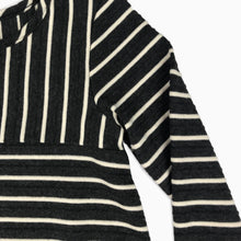 Baby Girl Clothes: vertical striped dress close up