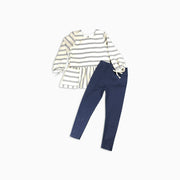 Baby Girl Clothes: shirt with pant set