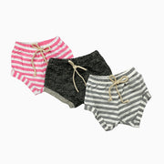 three baby shorts: Baby Girl Clothes