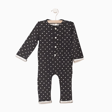 Baby Girl Clothes: baby boy black romper
