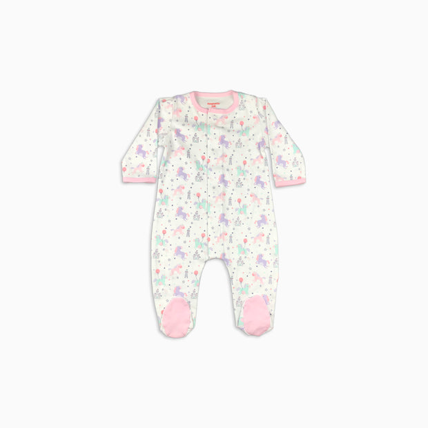 Baby Girl Clothes: unicorn girl pajamas