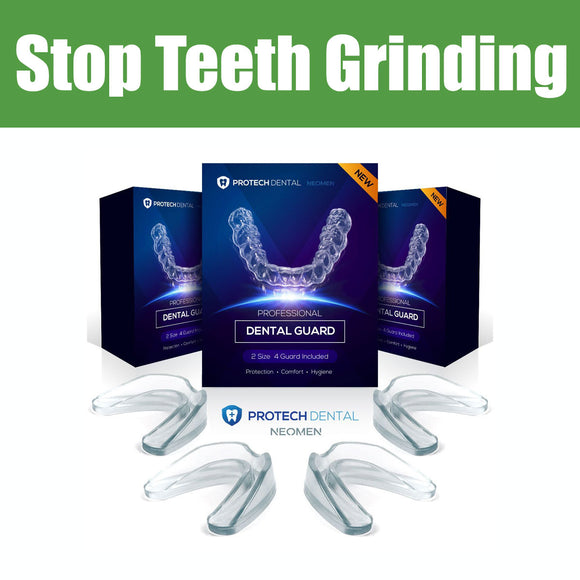 Dental Guard for Bruxism, Night Guard for TMJ
