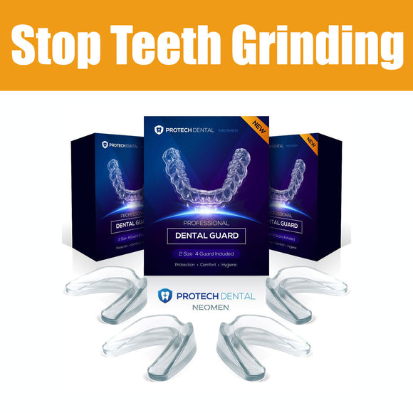 Night Guard for Teeth Clenching, Month Guard for TMJ