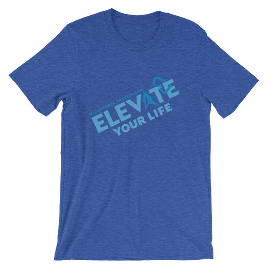 Men's Elevate Your Life Heather T-Shirt
