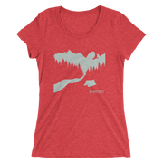 Women's Campsite Triblend T-Shirt