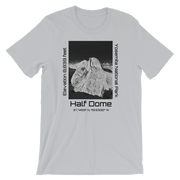 Men's Half Dome Solid T-Shirt Destination Series