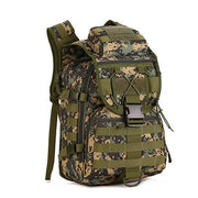 Military Tactical  Backpack camouflage bag Outdoor Sports Army Camouflage Nylon Backpack Bag Big mountaineering bag