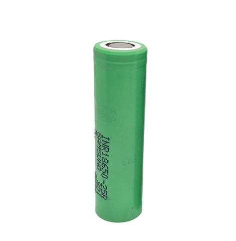 18650 Samsung battery 3.7 V 2500mah - Vape Tribez
