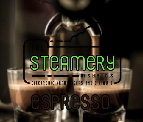 Espresso by Steamery- 30ml - Vape Tribez