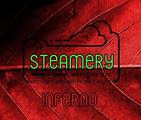 Inferno by Steamery - 30ml - Vape Tribez