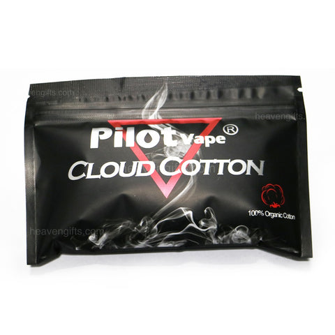 Organic Cotton - PilotVape Cloud Cotton - Vape Tribez