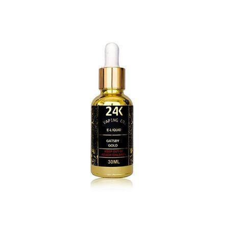 Gatsby Gold by 24k - 30ml - Vape Tribez
