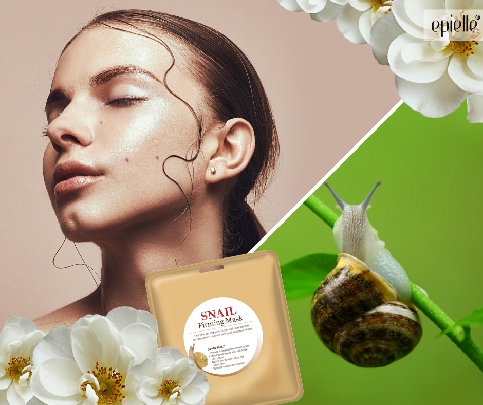 K-Beauty and Snail Mucin Extract. Why Snail?