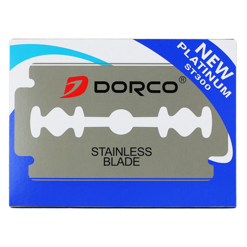 Dorco Platinum ST-300, 10 packets of 10 blades