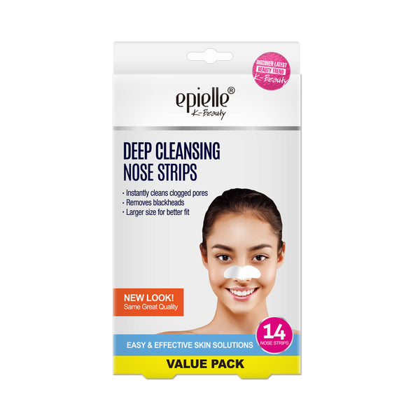 epielle Deep Cleansing Nose strips 14ct