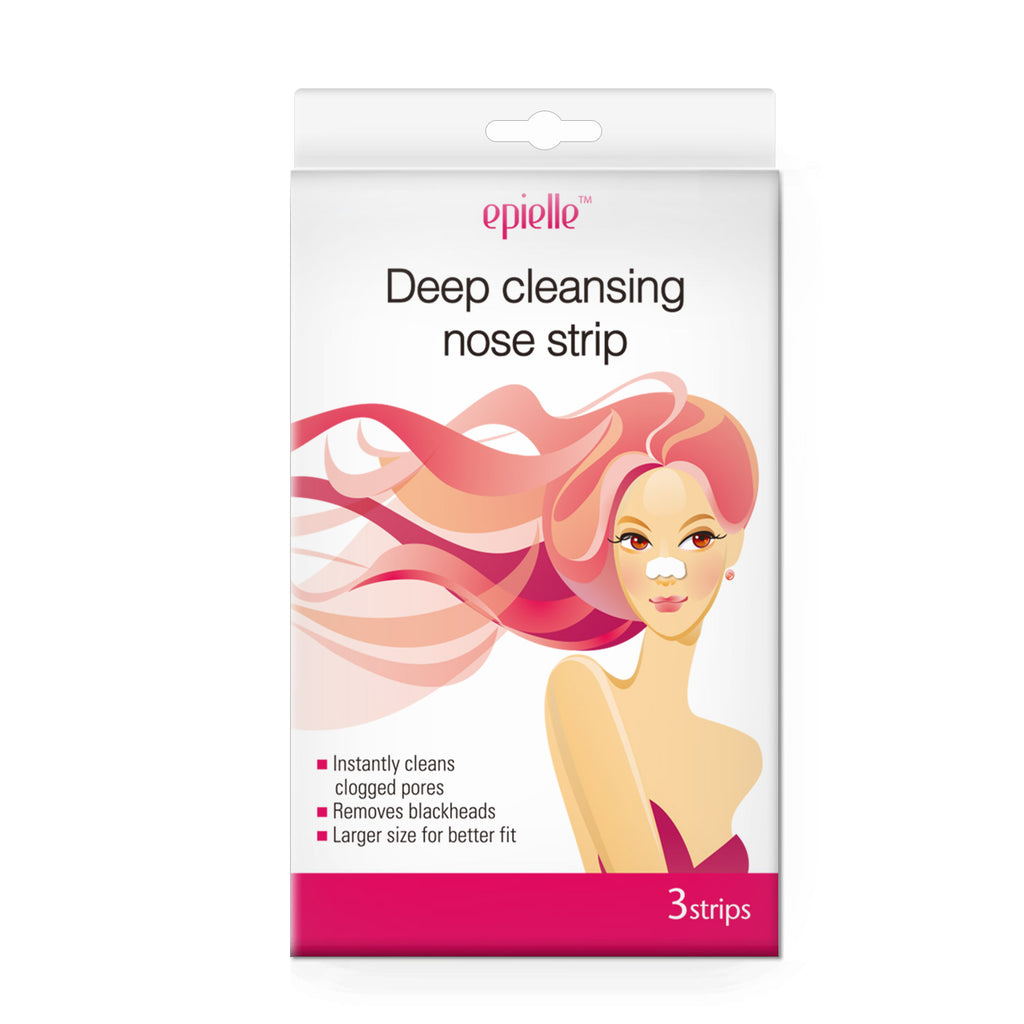 epielle®Deep Cleansing Original Nose Strip Blackhead Remover, 3ct (Compare to Neutrogena)