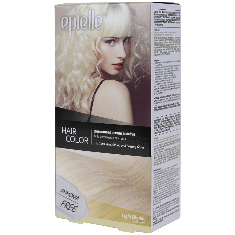 epielle®Hair Dye Color for Women - Light Blonde