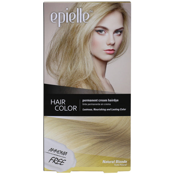 epielle Hair Dye Color for Women - Natural Blonde