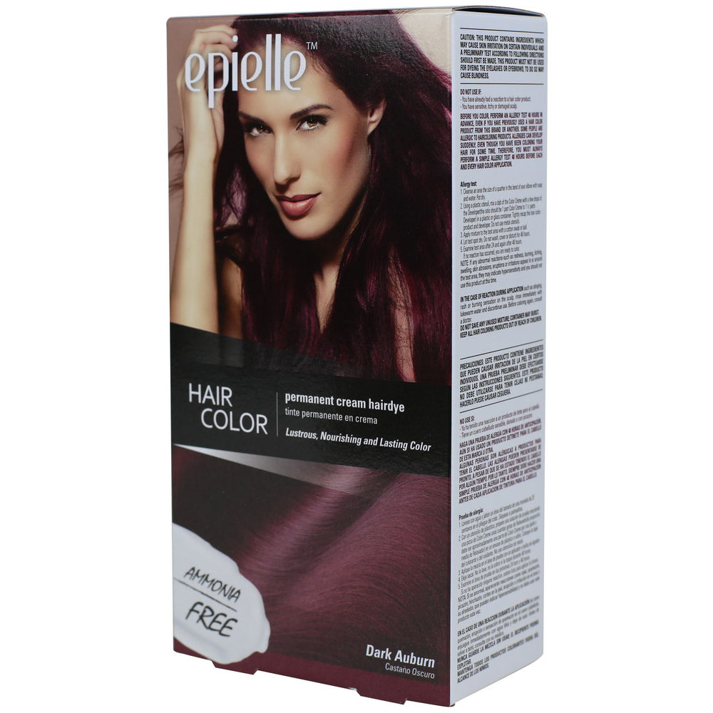 epielle®Hair Dye Color for Women - Dark Auburn