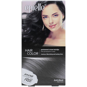 epielle®Hair Dye Color for Women - Soft Black