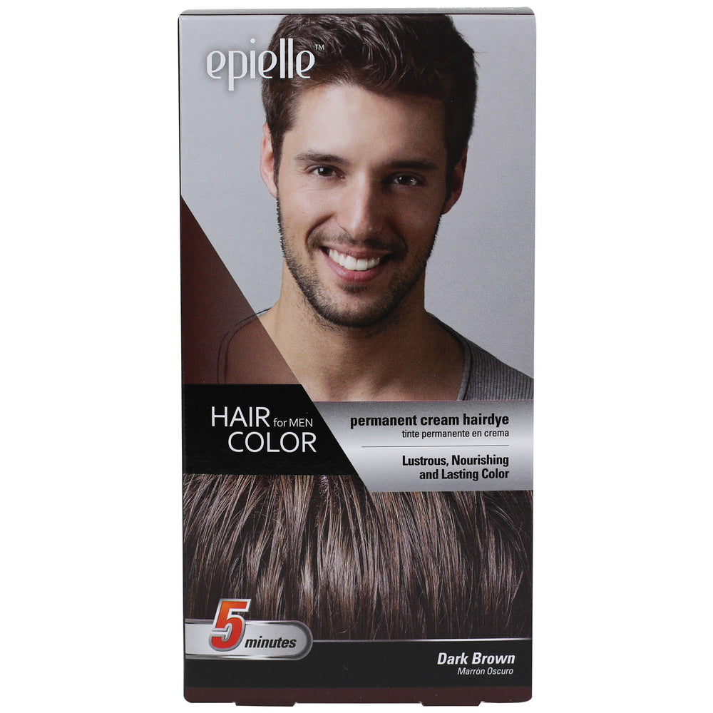 epielle®Hair Dye Color for Men - Dark Brown