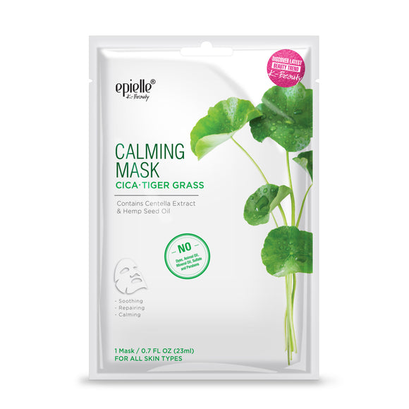 epielle Calming Mask Cica & Tiger Grass