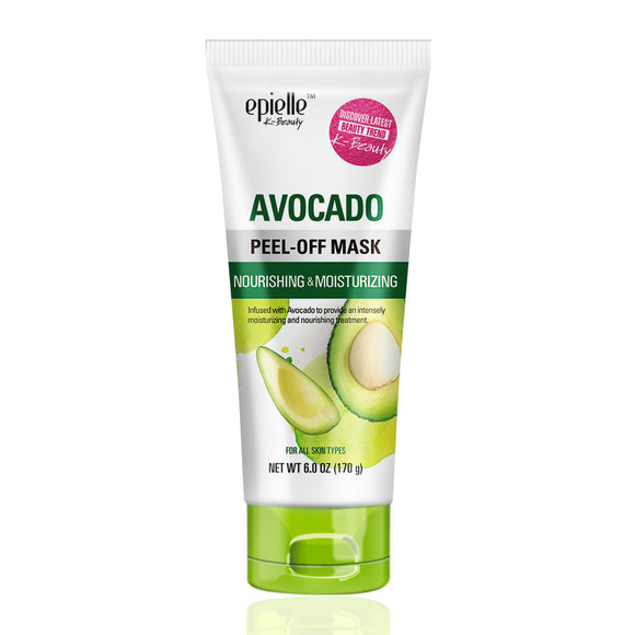 epielle®Avocado Peel-Off Mask, 6.0 oz