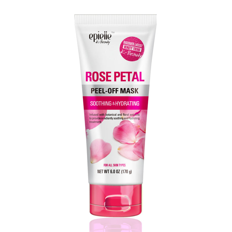 epielle®Rose Petal Peel-Off Mask, 6.0 oz