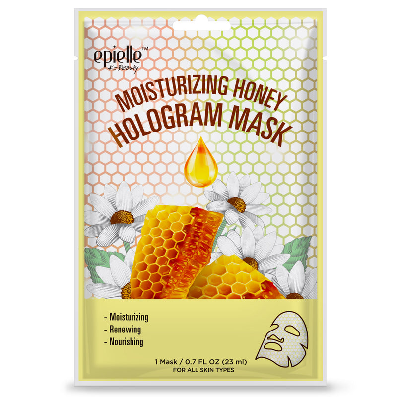 epielle®Moisturizing Honey Hologram Mask