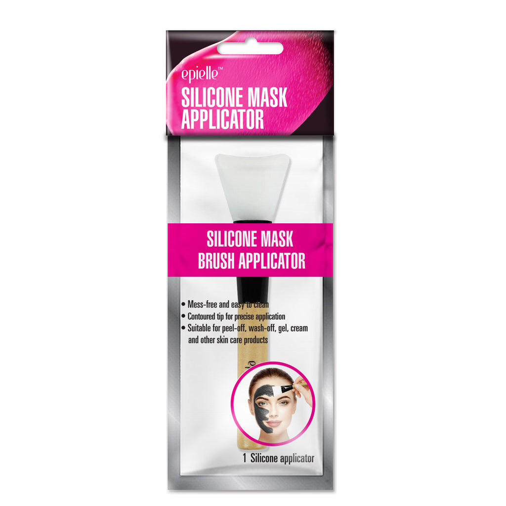 epielle®Silicone Mask Brush Applicator, 1ct (Compare to Ulta)