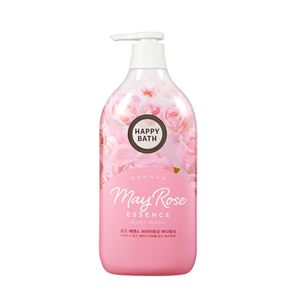 Happy Bath May Rose Essence Body Cleanser, 500g
