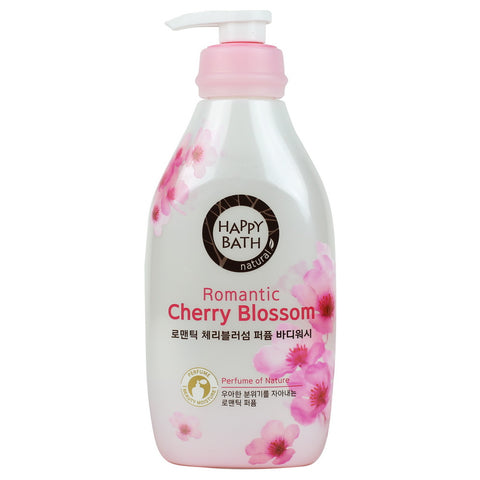 Happy Bath Rose Essence Body Cleanser, 500g
