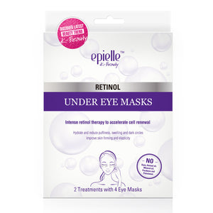 epielle®Retinol Under Eye Mask, 2ct