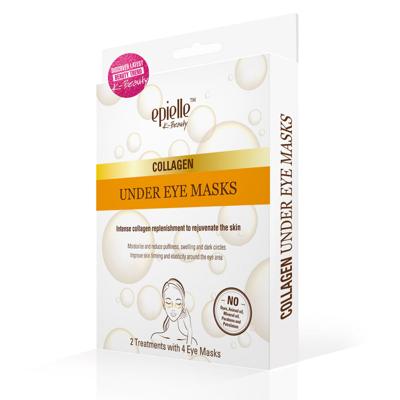 epielle®Collagen Under Eye Mask, 2ct