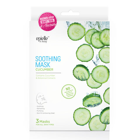 epielle®Yellow & Blue Bubble Multi-Mask, 1ct