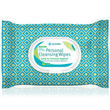 epielle®Personal Cleansing Flushable Wipes, 36ct