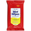Pure-Aid Wet Wipes Cleansing Tissues, 30ct (Compare to Wet Ones)