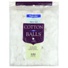 Pure-Aid 100% Cotton Balls, 100ct