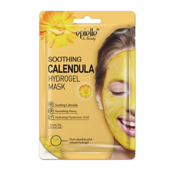 epielle® Soothing Calendula Hydrogel Mask, 1ct