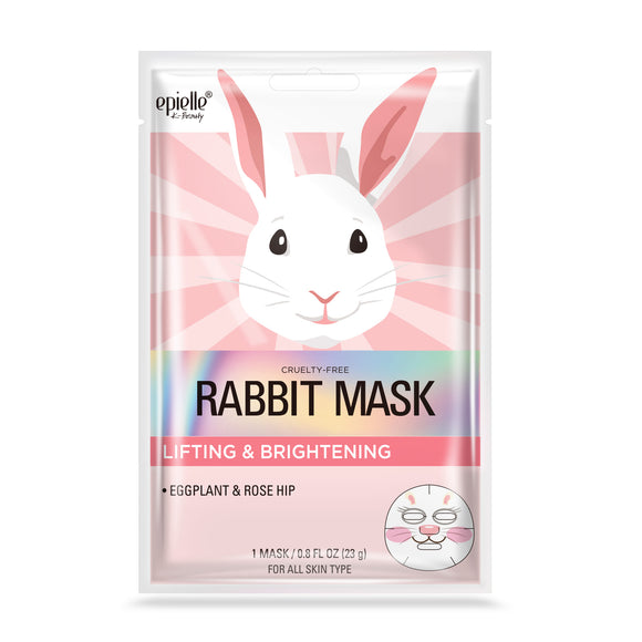 epielle® Rabbit Character Mask 1ct