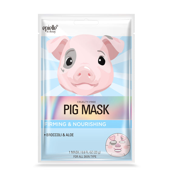 epielle®Pig Character Mask 1ct