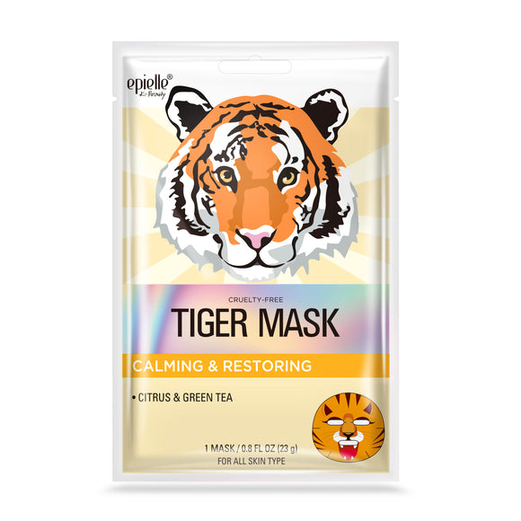 epielle® Tiger Character Mask 1ct