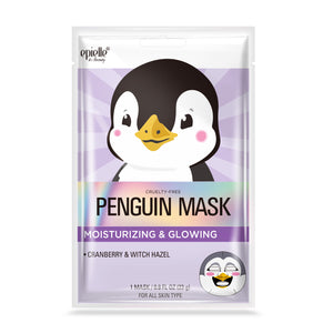 epielle® Penguin Character Mask 1ct