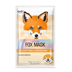 epielle® Fox Character Mask 1ct