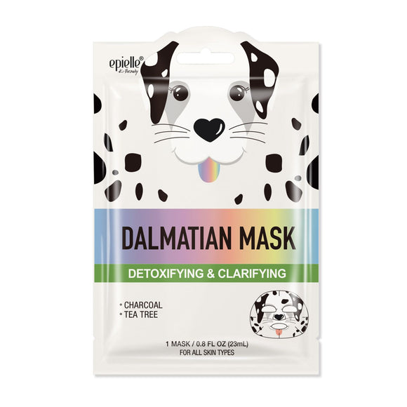 epielle®Dalmatian Character Mask, 1ct