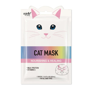 epielle®Cat Character Mask, 1ct