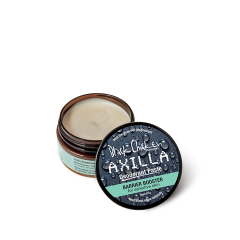 Axilla Natural Deodorant Paste Barrier Booster